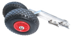 Транцевые колеса для лодок ТК 54 п.+Сумка для транцевых колес.