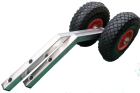Транцевые колеса для лодок ТК 30 п.+Сумка для транцевых колес.