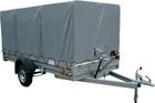 Модель 829450 Легковой прицеп в исполнении с длиной кузова 3,5 и шириной 1,5м на рессорной подвеске